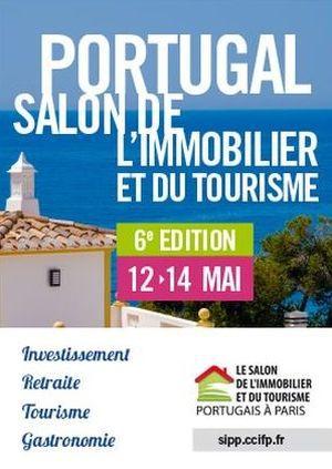 6e salon de l immobilier et du tourisme portugais - Salon de l immobilier et du tourisme portugais ...