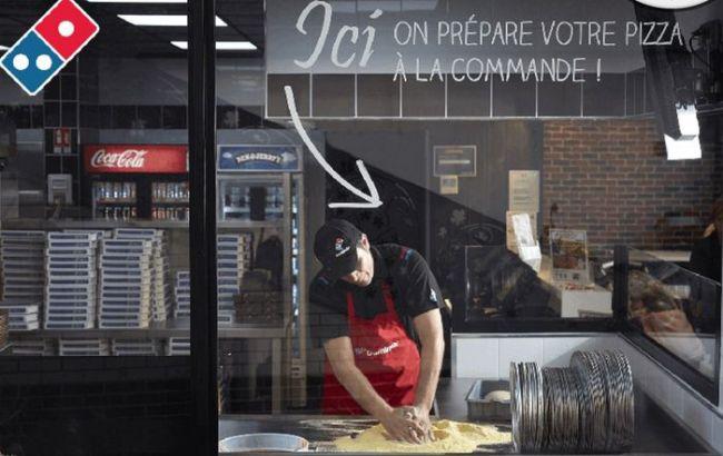 Domino\'s Pizza accepte les Chèques Vacances et les Tickets Restaurant