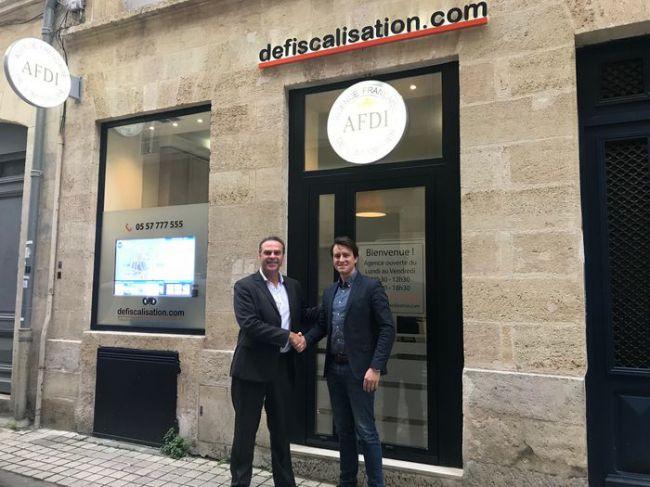 Franchise immobilire nouvelle agence bordelaise pour le for Salon de la franchise bordeaux