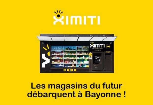 Un point de vente sous licence de marque Ximiti s'installe à Bayonne