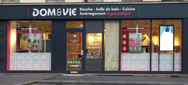 DOM&VIE ouvre son premier showroom à Paris Lafayette