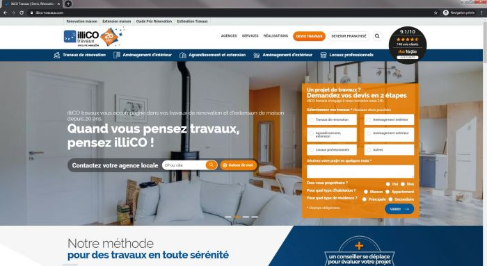 illiCO travaux confirme son leadership sur le digital
