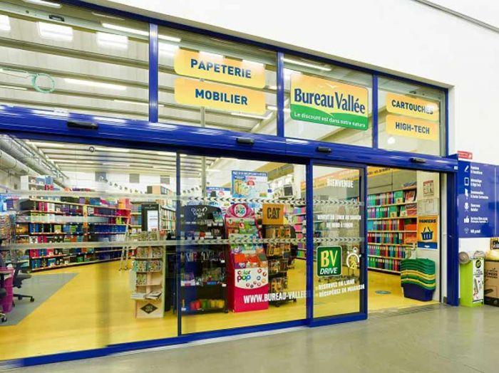 Bureau Vallée ouvre un nouveau point de vente à Nort-sur-Erdre
