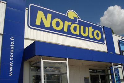 Norauto recrute au salon franchise expo paris for Prix vidange garage
