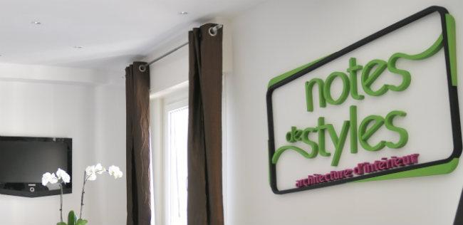 notes de styles ouvre sa troisi me agence franchis e en ile de france. Black Bedroom Furniture Sets. Home Design Ideas