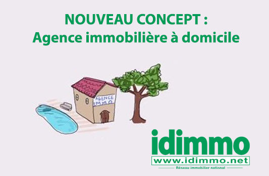 creer agence immobiliere sans boutique