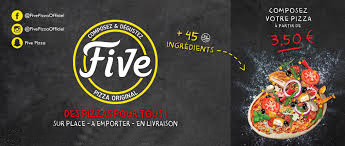 Nouveau restaurant franchise Five Pizza Original