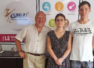 Nouvelle agence franchisée Help Confort Rouen