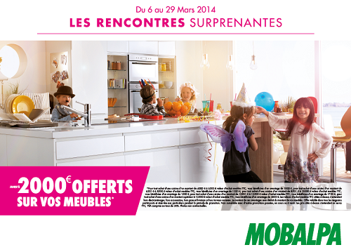 Nouvelle campagne Mobalpa