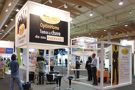 Optimhome pr sente son concept au portugal - Salon immobilier portugal ...