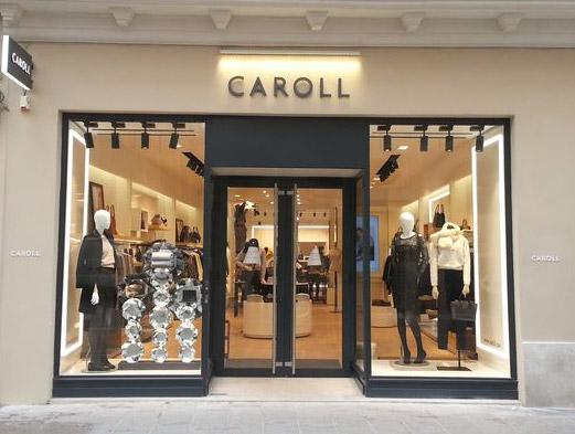 214da1bb62102 Franchise Caroll paris dans Franchise Prêt à porter