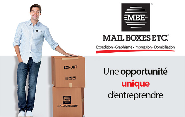 ouvrir magasin mail boxes etc