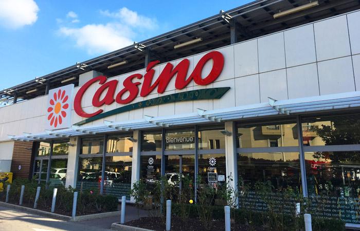 quel est le statut dun supermarché casino