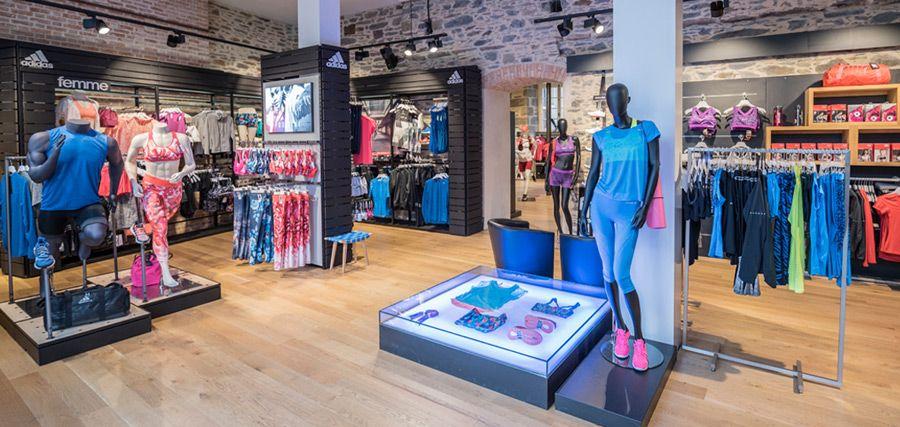 magasin sport running
