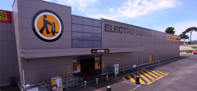 Ouvrir un electro depot quelles alternatives en franchise - Magasin electro depot cambrai ...