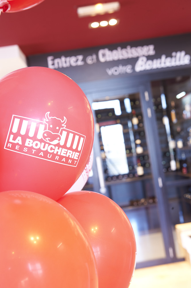 FRANCHISE LA BOUCHERIE
