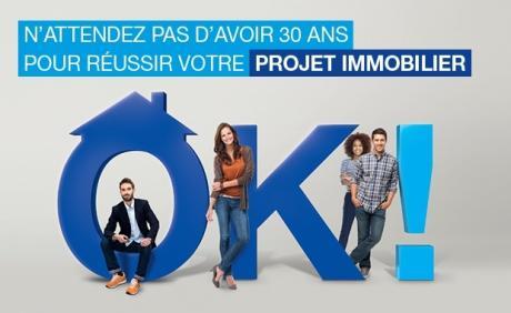 Guy Hoquet l'Immobilier invente le pack OK ! pour le logement des jeunes