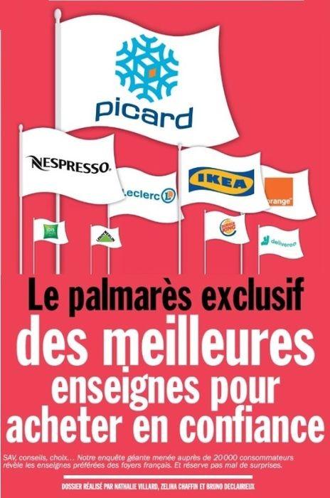 les meilleurs magazines français