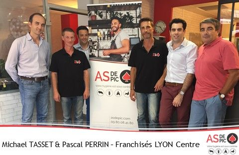 Formation franchisés As de Pic Lyon
