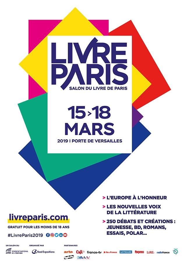 Salon Du Livre 2019 A Paris Evenements Et Meilleures