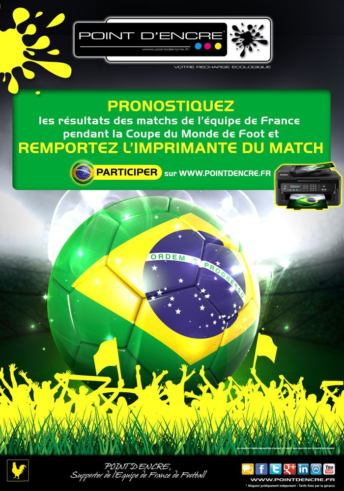 Coupe du monde de football des imprimantes gagner avec - Jeu de foot coupe du monde ...