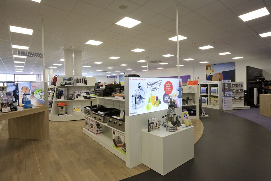Franchise pulsat dans franchise lectromnager - Art de la table magasin ...