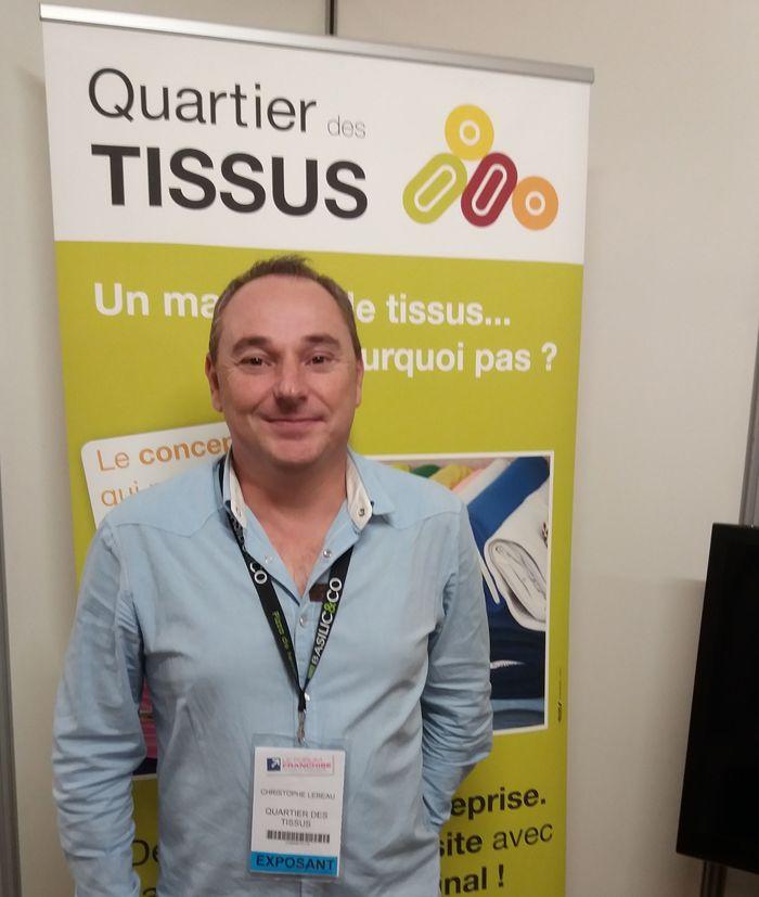 Interview de christophe lebeau - Le quartier des tissus ...