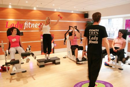 Lady Fitness Grenoble