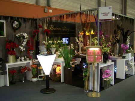 Franchise clin doeil dans franchise fleurs for Salon serbotel