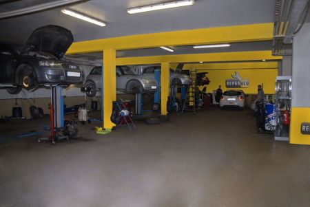 Franchise repareco dans franchise auto for Garage auto creteil