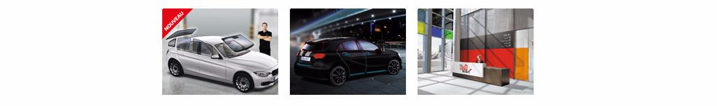 Franchise glastint dans franchise vitrage automobile for Garage sans franchise