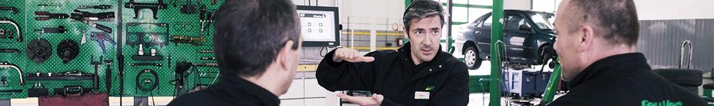 Franchise feu vert dans franchise garage centre auto for Garage sans franchise