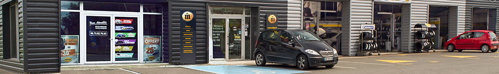 Franchise midas dans franchise garage centre auto for Franchise ad garage