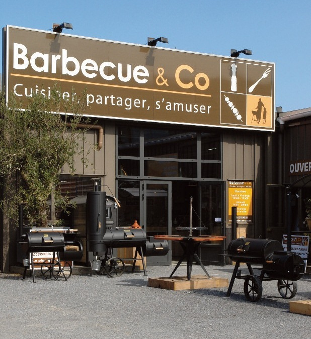 Barbecue And Co - Meilleur Design De La Maison - Telegi.net