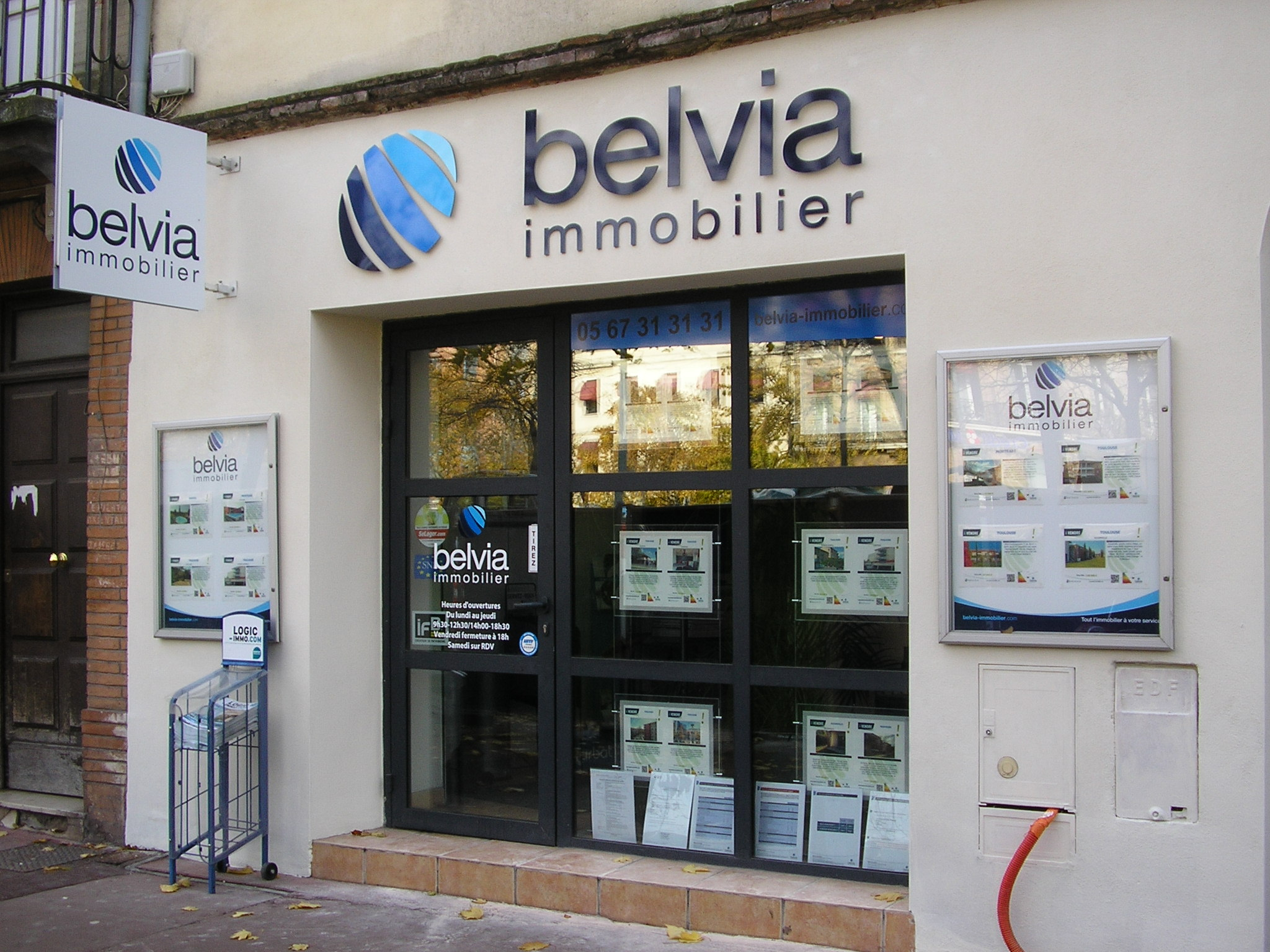 Franchise belvia immobilier dans franchise agences immobilires for Agents immobiliers bordeaux