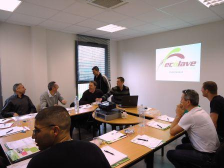 formation commerciale ecolave