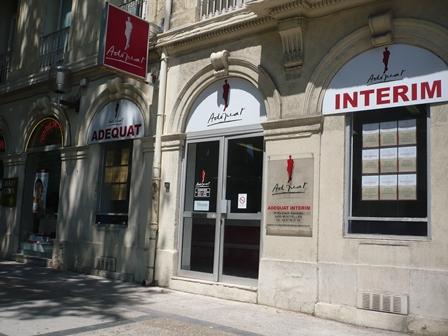 Franchise adequat interim dans franchise agence intrim for Agence interim paysagiste montpellier