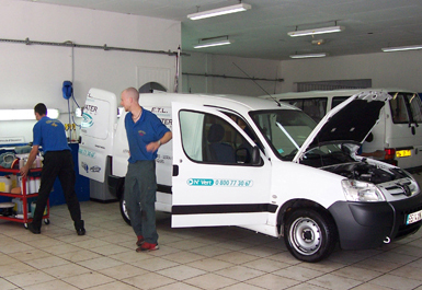 Diginpix entit auto clean express for Garage auto express carignan