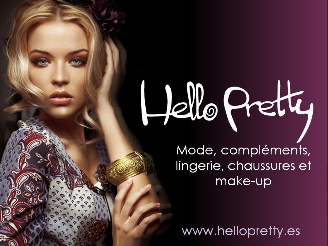 Franchise Hello Pretty Dans Franchise Prêt à Porter - Pret a porter haut de gamme femme