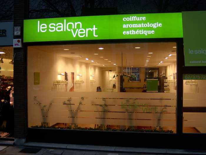 Franchise le salon vert dans franchise coiffure produits for Le salon du coiffeur
