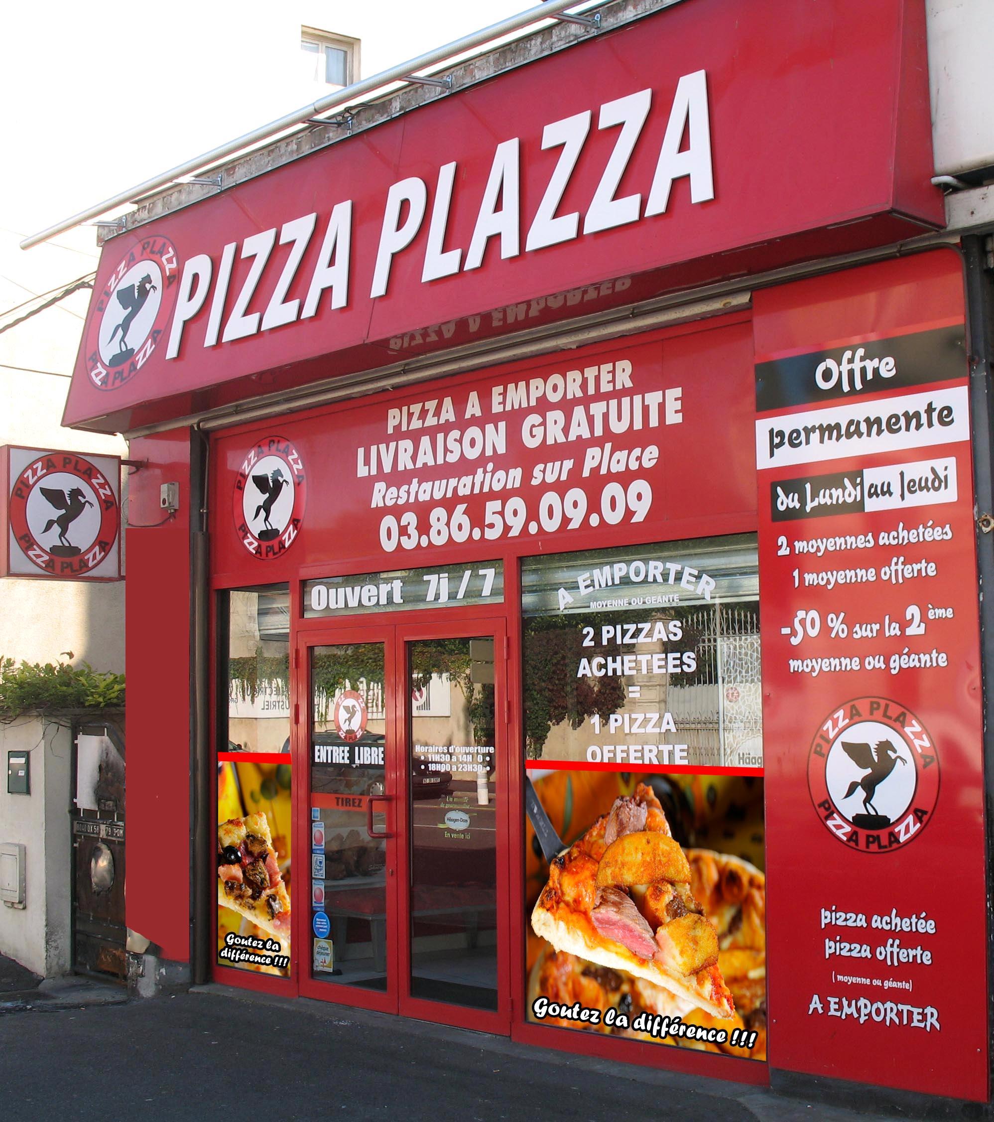 Pizza  Ef Bf Bd Emporter Rue De Beaurose  Ozoir Restaurant
