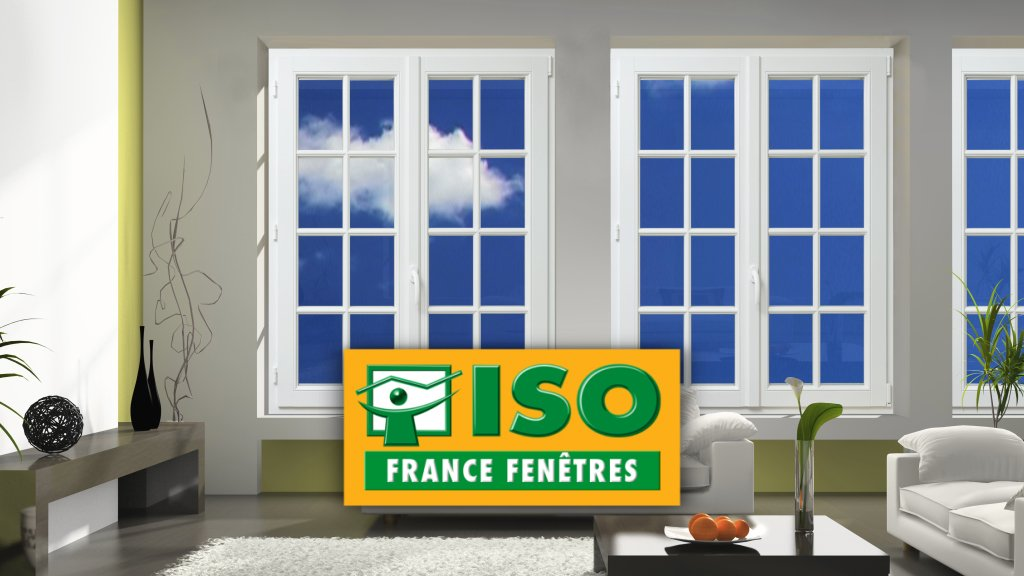 franchise habitat nouvelle campagne promotionnelle men e par iso france fenetres. Black Bedroom Furniture Sets. Home Design Ideas