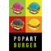 franchise POPART BURGER