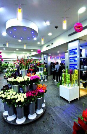 Franchise monceau fleurs march floral depuis 1965 franchise fleurs - Monceau fleurs porte maillot ...