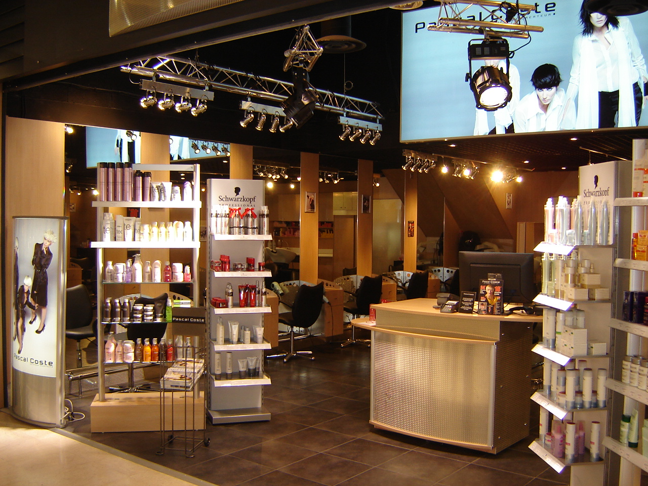 Franchise pascal coste dans franchise coiffure produits for Salon pascal coste