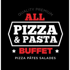 ALL PIZZA ET PASTA BUFFET