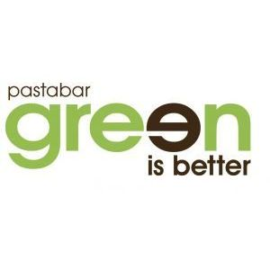 PASTABAR GREEN IS BETTER