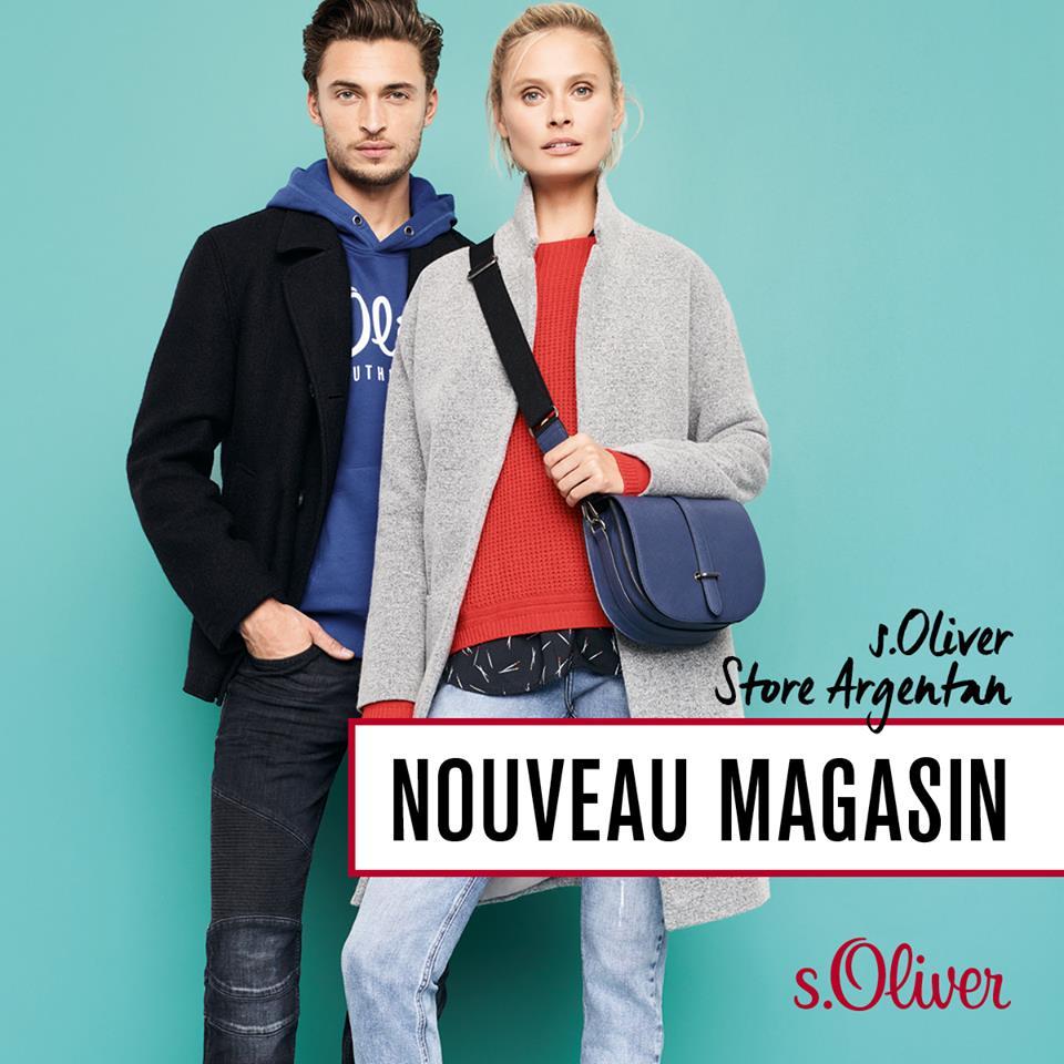Un Nouveau Magasin Normand Pour S Oliver