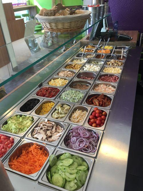 Franchise green sur mesure dans franchise restauration rapide - Cuisine centrale aubagne ...