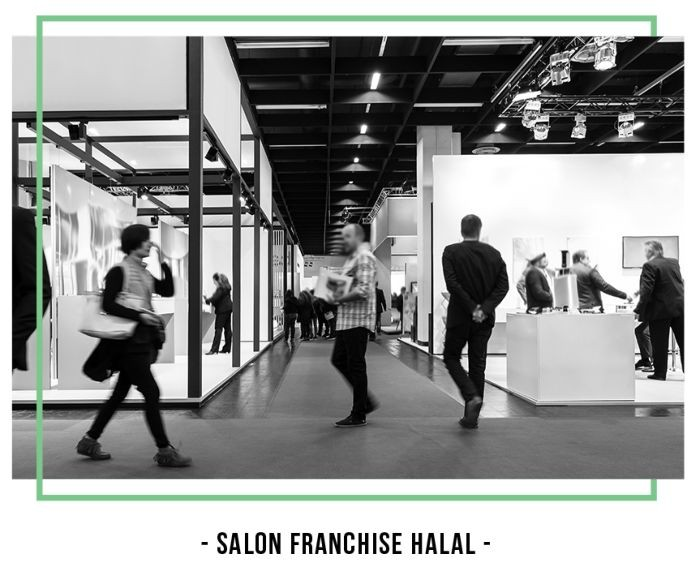 Salon Franchise Halal en février à Paris